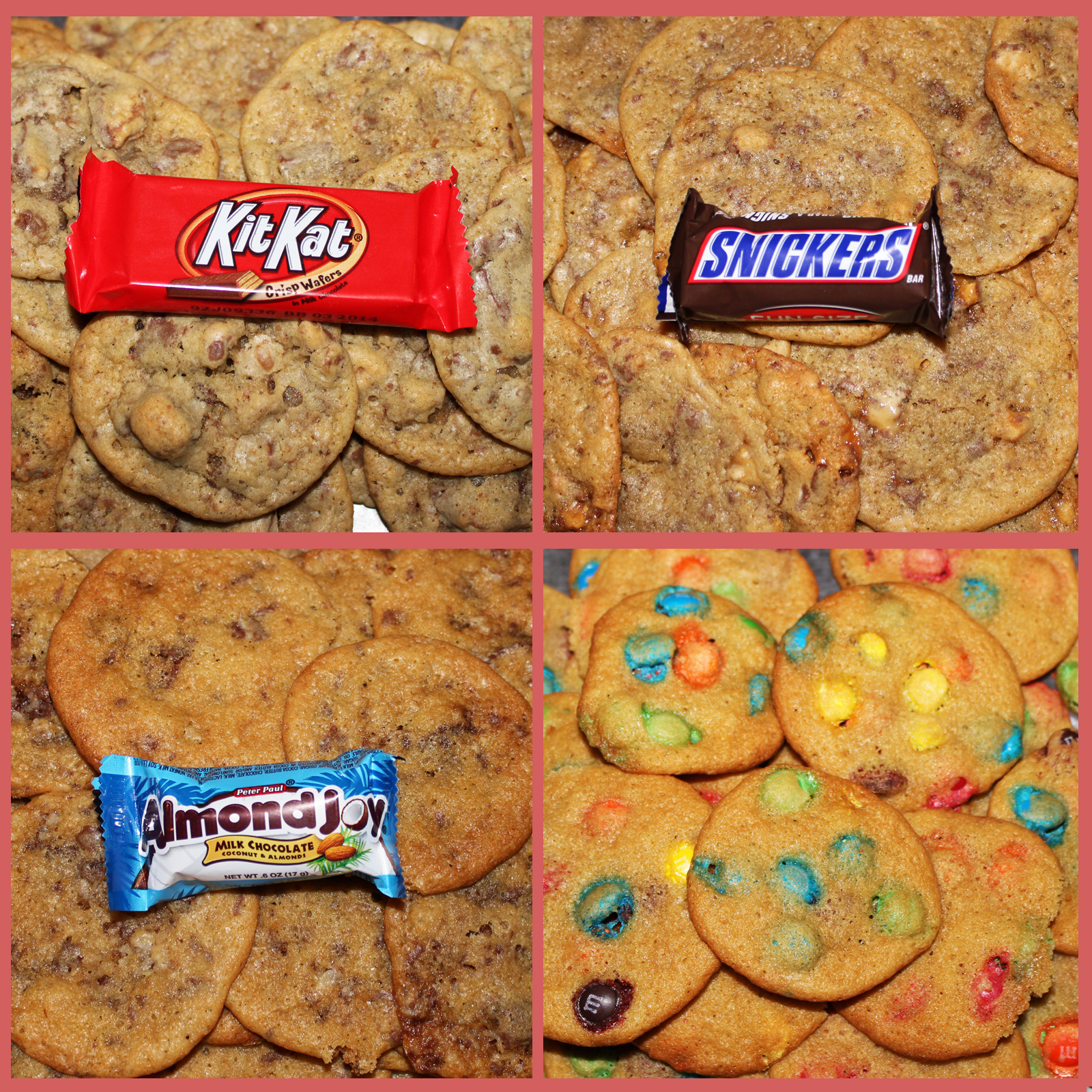 ... candy or a cookie? Candy? Cookie? Candy? Cookie? Candy? Cookie? Oh